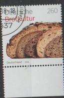 Bund 2018,Michel# 3355 O Deutsche Brotkultur - Usados