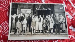 CPA PHOTO LE MONT DORE PUY DE DOME 63 AFFICHE JEAN KIEPURA DANIELE DARRIEUX 1936 J AIME TOUTES LES FEMMES - Le Mont Dore
