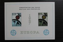 LX50 - Europa CEPT 1967 - Zeer Mooi! - Feuillets De Luxe