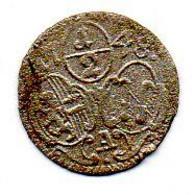 AUSTRIA - SALZBURG, 1/2 Kreuzer, Billon, Year 1748, KM #353, UNIFACE - Oostenrijk
