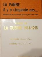 (DE PANNE) Album De La Guerre 1914-1918. La Panne – L'Océan. - De Panne