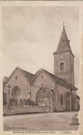 CPA - Bure-les-Templiers - L'Eglise - Andere Gemeenten