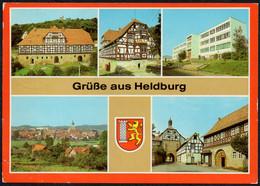 F3681 - Heldburg - Bild Und Heimat Reichenbach - Hildburghausen