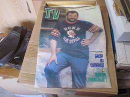 Djordje Balasevic TV Novosti 1986 - Slav Languages