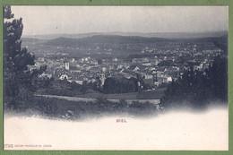 CPA Dos Précurseur - SUISSE - BIEL - Vue Gènèrale - édition Photoglob / 2793 - BE Berne