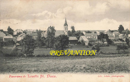 Panorama De Louette - SAINT-DENIS - Gedinne