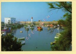 17. ILE D'OLERON – La Cotinière – Le Port (voir Scan Recto/verso) - Ile D'Oléron