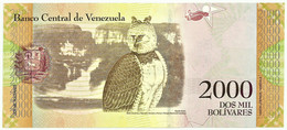 Venezuela - 2000 Bolívares - 18.08.2016 ( 2017 ) - Pick 96.a - Unc. - Serie C - Cacique Qualcalpuro - 2 000 - Venezuela