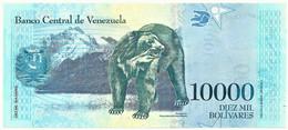 Venezuela - 10000 Bolívares - 13.12.2017 - Pick 98.b - Unc. - Serie B - Simon Rodriguez - 10 000 - Venezuela