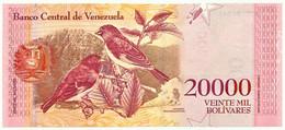 Venezuela - 20000 Bolívares - 13.12.2017 - Pick 99.b - Serie D - Simon Bolivar - 20 000 - Venezuela