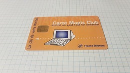 Carte à Puce Minitel France Telecom - Otros