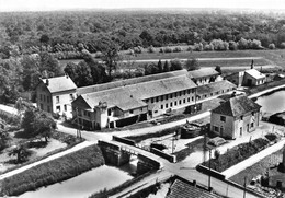 Abergement La Ronce Canal Rhin Rhône Péniche Péniches écluse Usine Canton Dole Sofer - Other Municipalities