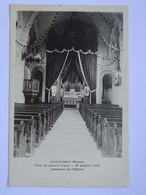 CPA (53) Mayenne - MONTJEAN - Fête De Jeanne D'Arc - 1910 - Intérieur De L'Eglise - Altri Comuni