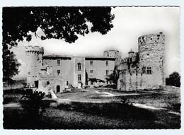 3 Cartes Postales Rivières, Le Château De Theyrargues - Sin Clasificación
