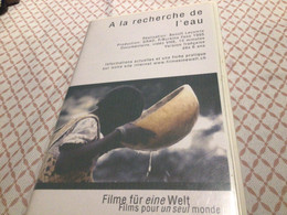 Afrique  Bourkina Faso 1995 Documentaire A La Recherche De L'eau Version Française - Documentari