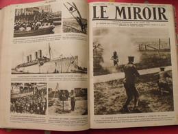 Le Miroir Recueil Reliure 1917 (52 N°). Guerre14-18 Très Illustrée, Documentée. Révolution Russe Bolcheviks - Guerre 1914-18
