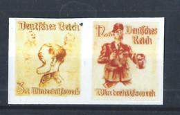 Dt.Reich - Vignette - Vignetten (Erinnophilie)