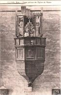 CPA Suisse (Valais) Sion - Orgue Antique De L'Eglise De Valère TBE éd. J. J. Julien Frères à Genève - VS Valais