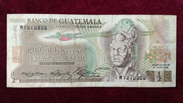 Guatemala 1 Quetzal 1974 - Guatemala