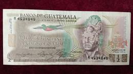Guatemala 1 Quetzal 1976 - Guatemala