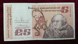 Ireland 5 Pounds 1992 - Ireland