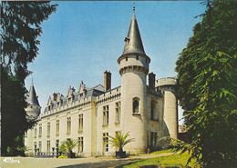 CHAUMES EN BRIE CHATEAU DE L'ABBAYE CPSM GM TBE - Other Municipalities