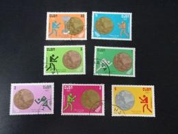 P669 - Set Used  Cuba 1973  - Olympics Munich 1972 - Summer 1972: Munich