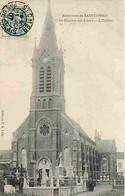 62 - Environs De Saint-Omer - St-Martin-au-Laert - L'Eglise - Ecrite En 1907 - CPA - Voir Scans Recto-Verso - Unclassified