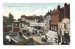 Tunbridge Wells - Mount Pleasant, Road, Shops - 1907 Used Kent Postcard - Altri