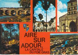40 - Aire Sur Adour - Multivues - Aire