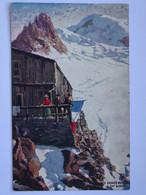 CPA Raphael Tuck Oilette - Mont Blanc - Les Grands Mulets - Tuck, Raphael