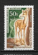 1963 - N 175**MNN - Animaux - Mauritanië (1960-...)