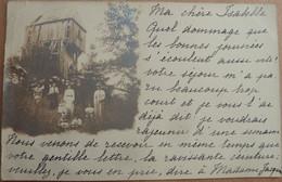 60 - Gannes - 2 Cartes - Le Moulin + Moutons - Autres Communes