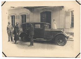 SCEAUX - Photo (18 Cm X 13 ) - Maison De Santé - Villa Penthievre - 1929 - Voiture - Sceaux