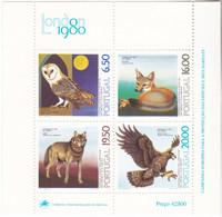 Portugal 1980, Postfris MNH, Animals - Unused Stamps