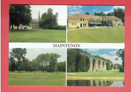 MAINTENON GOLF 18 + 9 TROUS CARTE EN TRES BON ETAT - Maintenon