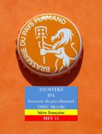 Anosteké - Brasserie Du Pays Flamand : Bière Française De 59660 Merville  MEV 11 - Birra