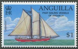 ANGUILLA / MiNr. 1126 / Historische Segelschiffe Aus Anguilla / Postfrisch / ** / MNH - Ships