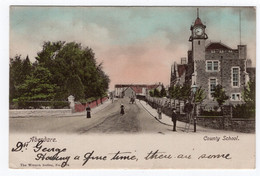 ABERDARE - County School - Wrench - Glamorgan