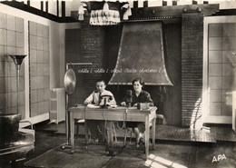 ANDORRA LA VIELLE  Grand Studio De Radio Andorre RV - Andorre