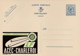 502.CHARLEROI NORD  LES ACEC - Charleroi