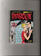 # DIABOLIK SWIISSS N 132 / EVA E GINKO - OTTIMO - Diabolik