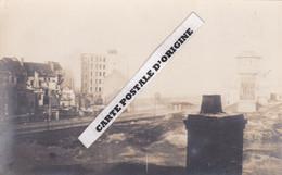 BELGIQUE - MIDDELKERKE  - GUERRE 1914/18 - BOMBARDEMENT - Middelkerke