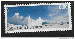 Groënland 2011, N° 573 Neuf Sepac Paysages - Unused Stamps