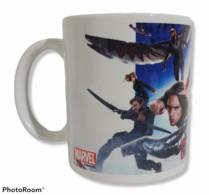 71938 Tazza Originale (off. Mug) - MARVEL Avengers Civil War Team Cap America - Tazze