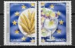 Italie 2005 N° 2779/2780 Neufs Europa Gastronomie - 2005
