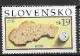 Slovaquie 2005 N° 444 Neufs Europa Gastronomie - 2005