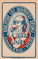 506.CHARLEROI.  BIERE DE NOEL - Autres