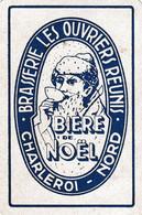 507.CHARLEROI.  BIERE DE NOEL - Autres