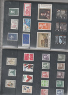 ANNEE COMPLETE NEUVE   29 Timbres - Annate Complete